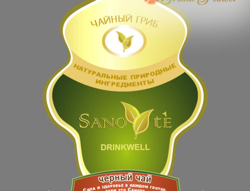 «Sanote» чёрный чай
