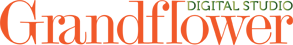 Grand-Flower Логотип